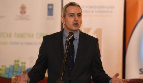 Andreja Mladenović: Materijalna šteta u Beogradu procenjena na 15 miliona dinara 1
