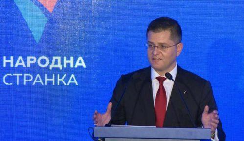 Jeremić: Bojkot izbora ima smisla ako bi to bila jedinstvena odluka cele opozicije 1