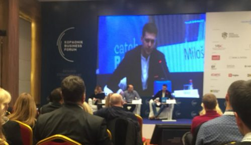 Počeo 25. Kopaonik biznis forum 7