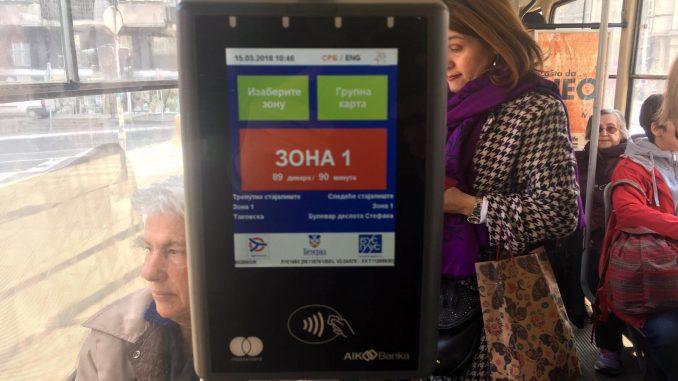 Bus-plus kartice se produžavaju automatski 4