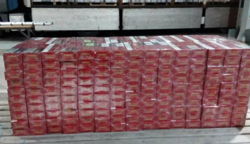 MUP: U Polomu oduzeto skoro 5.000 paklica cigarete 12