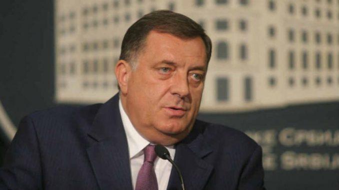Dodik: Sutra papiri o stranom mešanju 1
