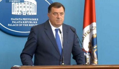 Dodik: Neprihvatljiv akt nasilja Kosova 1