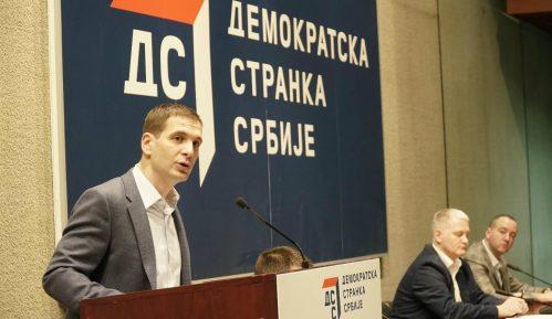 Jovanović: DSS raspustio sve stranačke odbore po Srbiji 10