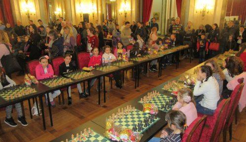 Počeo 50. Međunarodni velemajstorski osmomartovski turnir u šahu 13