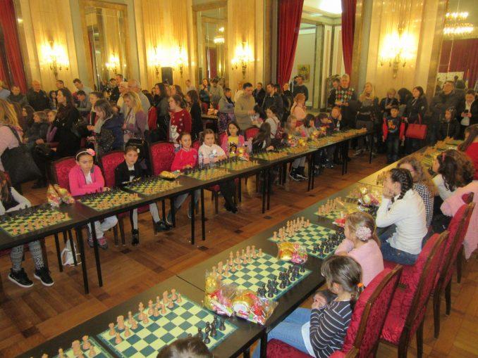 Počeo 50. Međunarodni velemajstorski osmomartovski turnir u šahu 3