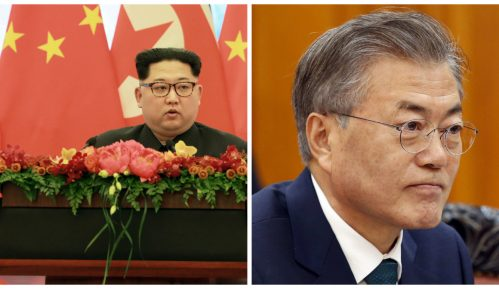 Kim Džong Un poziva na nastavak dijaloga sa Južnom Korejom 8