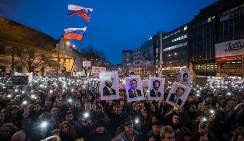 Parlament Slovačke naredne nedelje o poverenju vladi 15