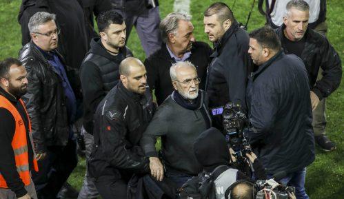 Vlada prekinula fudbalsko prvenstvo u Grčkoj 12