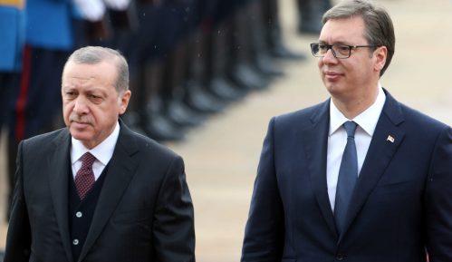 Vučić pozvan na otvaranje turskog aerodroma 14