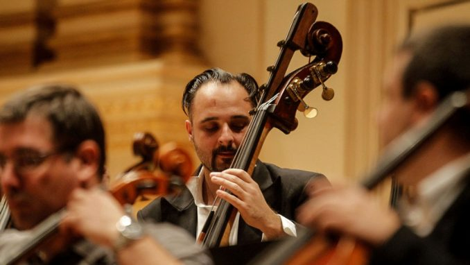 Beogradska filharmonija nenajavljeno priredila koncert u Knez Mihailovoj 4