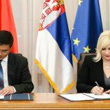 Potpisan Memorandum sa Kinezima za deonicu Požega - Boljare 2