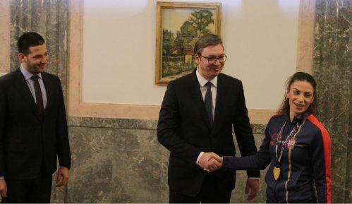 Vučić: Država je uz sportiste, u Tokiju najmanje 12 medalja 1