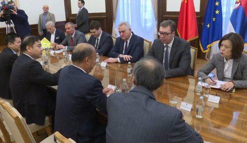 Vučić sa predstavnicima kineske kompanije zainteresovane za RTB Bor 8
