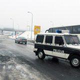 Policija deblokirala petlju Šićki Brod 11
