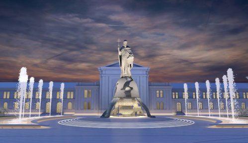 """Peticija protiv """"populističkog i nakaznog"""" spomenika Stefanu Nemanji 12"""