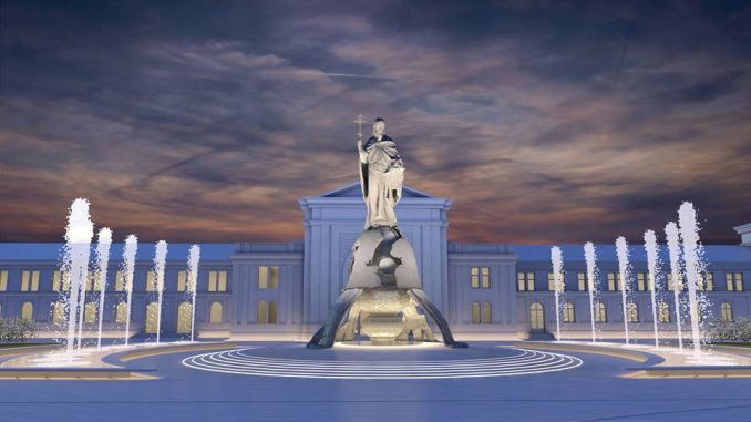 """Peticija protiv """"populističkog i nakaznog"""" spomenika Stefanu Nemanji 1"""