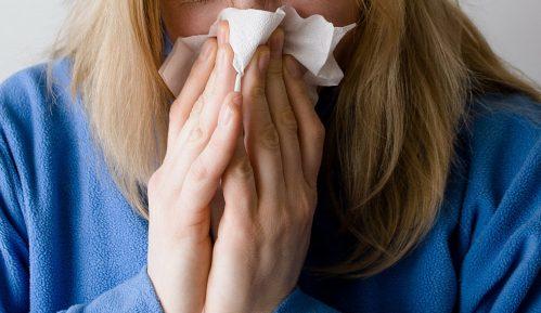 Do 20. oktobra u Srbiji registrovano 2.539 slučajeva oboljenja sličnih gripu 1