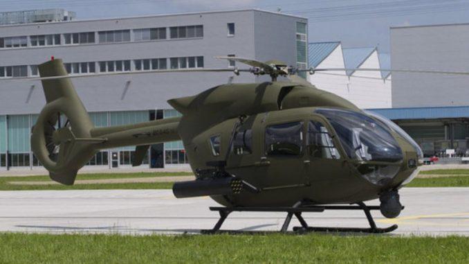 """Zavod """"Moma Stanojlović"""" centar za održavanje Erbasovih helikoptera 1"""