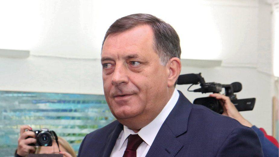 Dodik: Dobra odluka Srpske liste 1