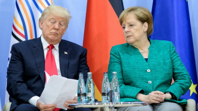 Tramp i Merkelova: Rusija da pruži odgovore o trovanju agenta 1