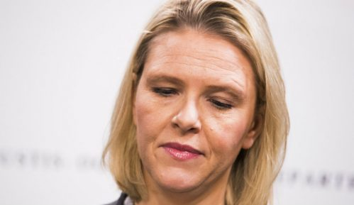 Norveška ministarka pravde podnela ostavku 8