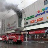 Dan žalosti u Rusiji zbog žrtava požara 11