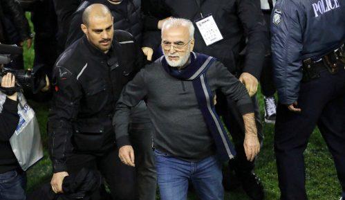 Predsednik PAOK-a tri godine van fudbala 6