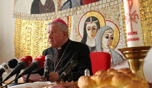 Beogradski nadbiskup čestitao predstojeći Božić i Novu godinu 11