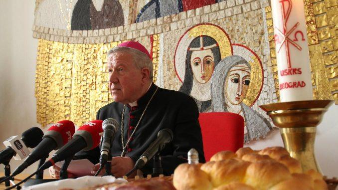 Hočevar: Bilo bi dobro da se Katolička crkva uključi u kosovski dijalog 1