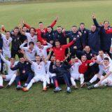 Kadeti na prvenstvu Evrope u fudbalu 2