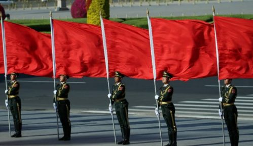 Velika vojna parada u Kini povodom 70. godišnjice pobede revolucije 8