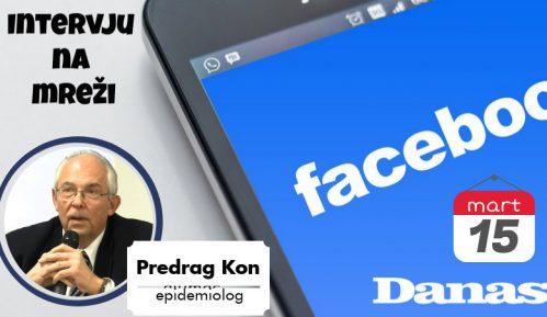 Epidemiolog Kon 15. marta odgovara na Fejsbuku 3