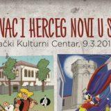 Leskovac i Herceg Novi u stripu 6
