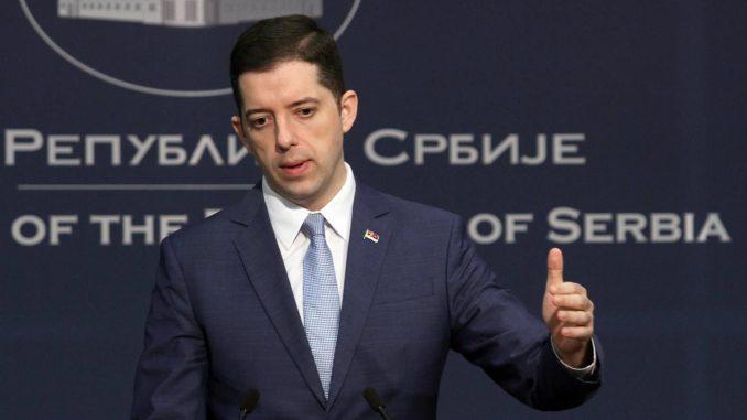 Marko Đurić uskoro ponovo na Kosovu 1