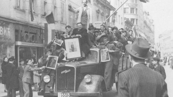 """Pre 77 godina izrečeno istorijsko """"ne"""" nacizmu 1"""