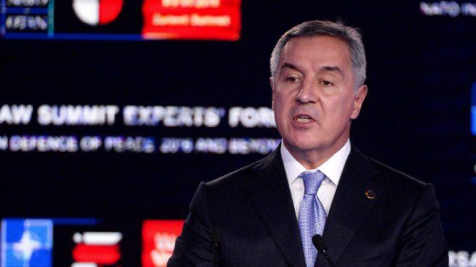 Đukanović: Napadi na Crnu Goru usmereni na urušavanje pravnog poretka 2