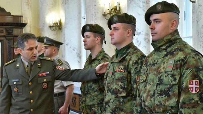 Novi vizuelni identitet Vojske Srbije 3