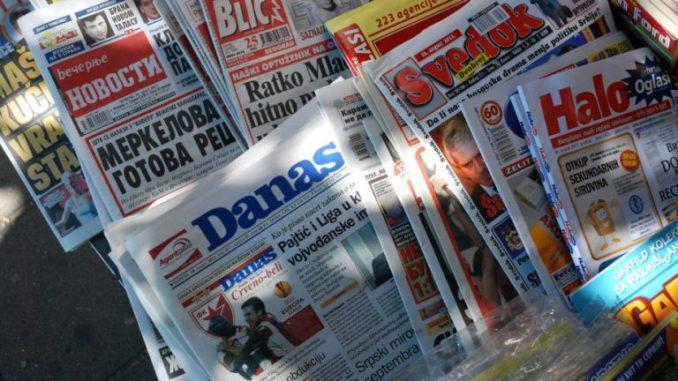 Medijametar: Vučić sa 673 pojavljivanja najzastupljeniji u štampi 6