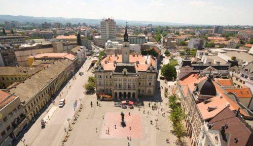 """U Novom Sadu osvanuli grafiti """"Smrt fašizmu – Vojvodina Vojvođanima"""" 9"""