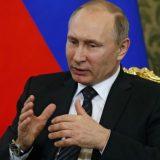 Putin: Najoštrije osuđujem napad na Siriju 8