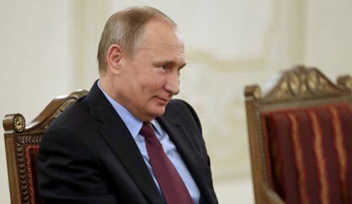Putin počinje četvrti mandat 14