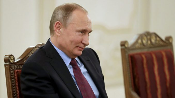 Putin počinje četvrti mandat 1