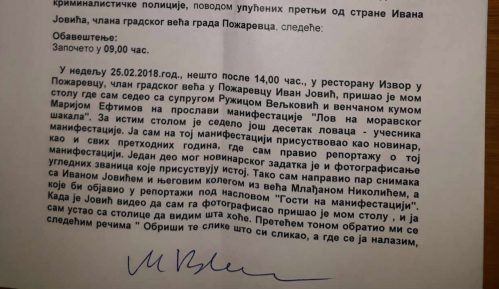 Policiji naloženo da sve ispita i napravi izveštaj 11