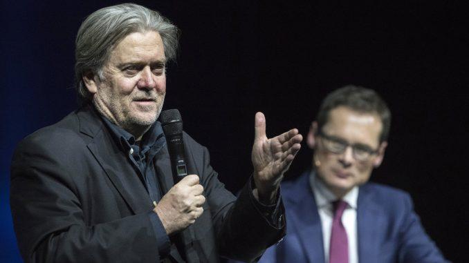 Stiv Benon proriče trijumf populista u Evropi 1