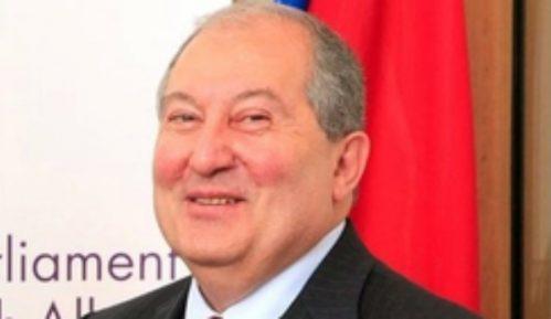 Sarkisijan novi predsednik Jermenije 2