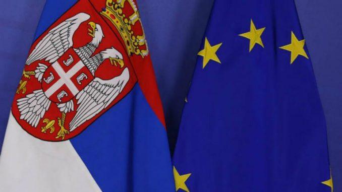 Građani odnos Srbije i EU ocenili sa 2,78 1