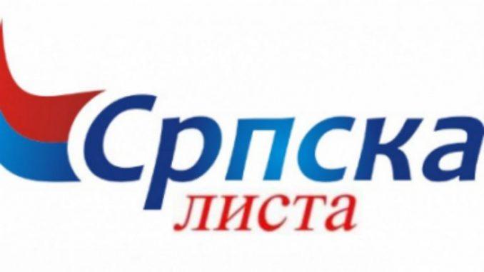 Srpska lista: Otkud Ristić sa članovima Lokalnog fronta 1