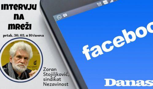 Zoran Stojiljković 30. marta odgovara na Fejsbuku 13