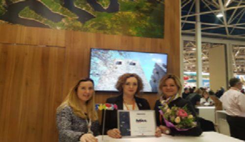 Turističkoj organizaciji Srbije prestižno priznanje na sajmu u Moskvi 15